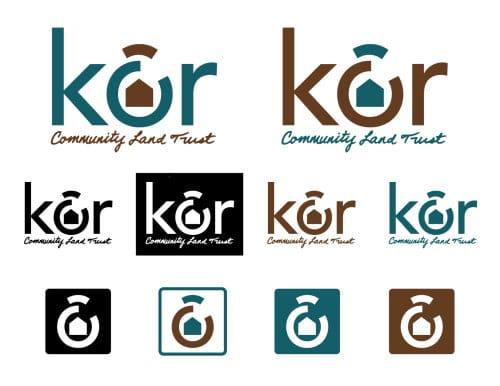 Kôr Logo Variations