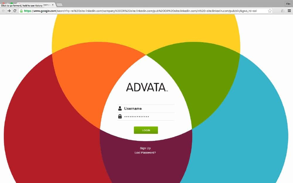 Advata-Chrome-App-Sign-In